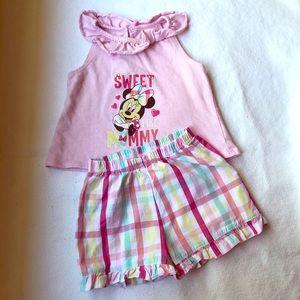 Matching set baby girl